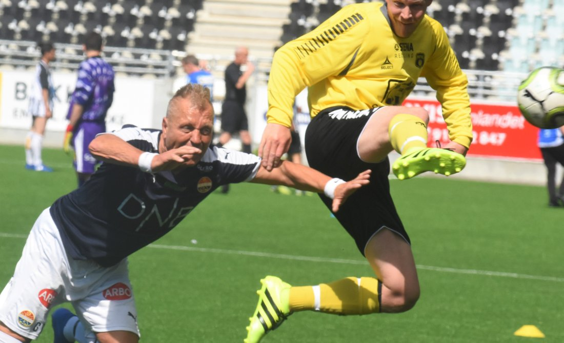 Aksjon Godset Moss Morten Martinsen